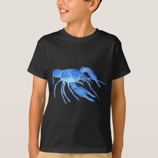 Blue Crawfish T-Shirt