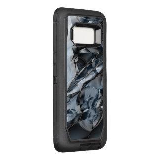 Blue Crome OtterBox Defender Samsung Galaxy S8 Case