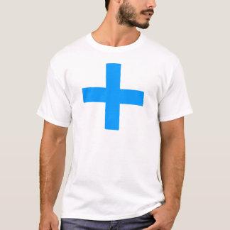 Blue Cross Multiple Meanings T-Shirt