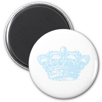 Blue Crown Magnet