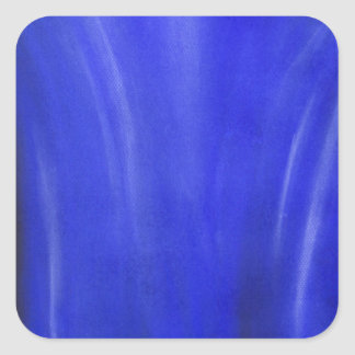Blue Crucifixion (religious symbolism painting) Stickers