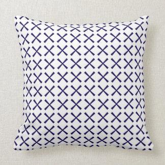 Blue Crush No. 25   Pillow