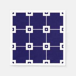 Blue Crush No. 4 Napkin Paper Napkins