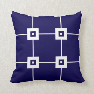Blue Crush No. 4 Pillow
