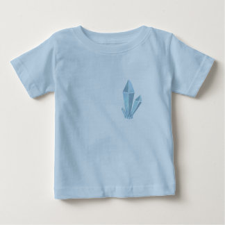 Blue Crystal Cluster T-shirt
