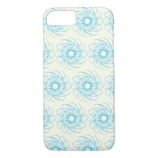 Blue curves Case-Mate iPhone case