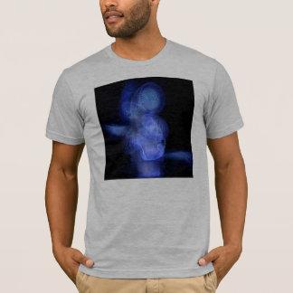 Blue Cyclone T-Shirt