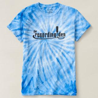 Blue Cyclone Tie-Dye T-Shirt