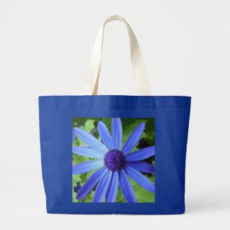 Blue Daisy Bag