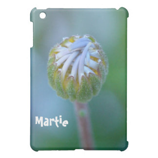 Blue Daisy Bud - iPad Speck Case Cover For The iPad Mini