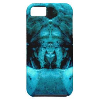 blue dämon case for the iPhone 5