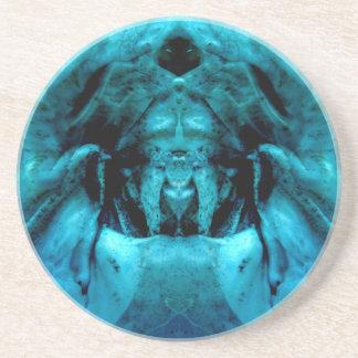 blue dämon coaster