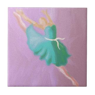 Blue Dance Leap Tiles