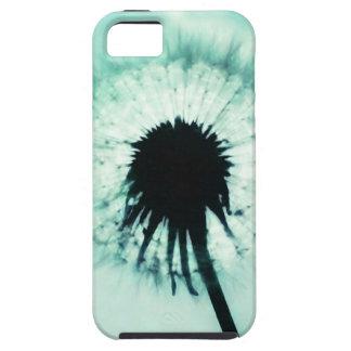 Blue Dandelion blue one dandelion iPhone 5 Cases