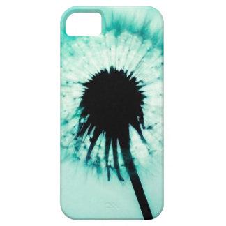 Blue Dandelion blue one dandelion iPhone 5 Covers