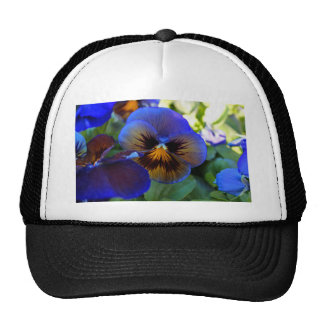 Blue Delta Trucker Hat