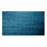 Blue Denim Jeans Texture For Background Business Cards