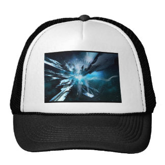 Blue Design Collection Trucker Hats