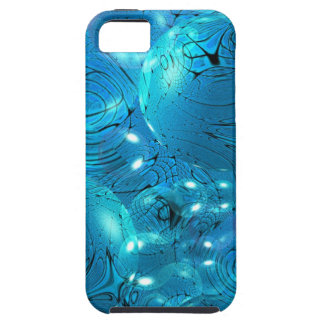 Blue Design iPhone 5 Case
