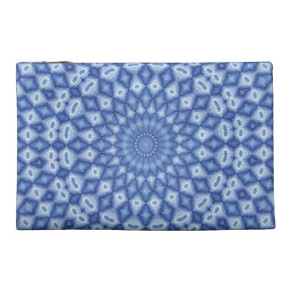 Blue Diamonds Travel Accessories Bags