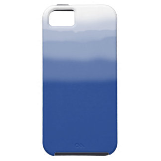 Blue Dip Dye iPhone 5 Covers