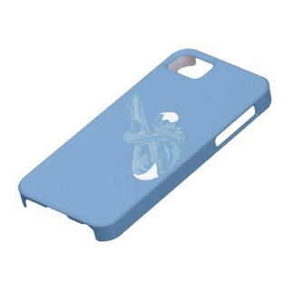 Blue Diver iPhone 5 Cover