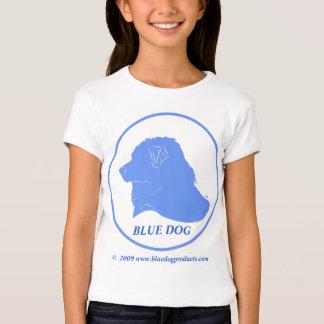 Blue Dog Democrat Bark On T-Shirt