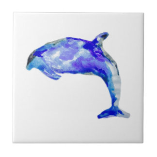 Blue Dolphin Trivet