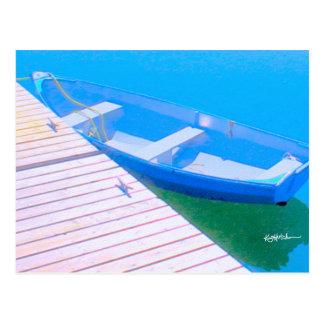 Blue Dory Postcard