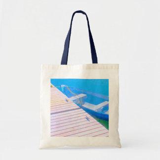 Blue Dory Tote Bag