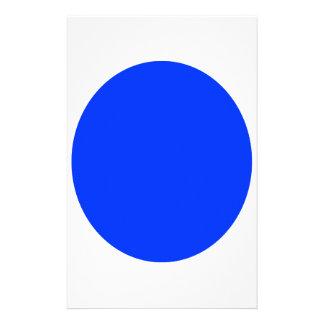 Blue Dot Stationery Paper