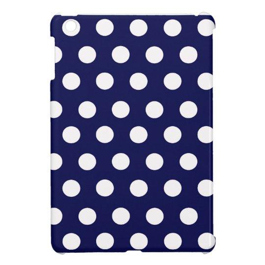 Blue Dots iPad Mini Case