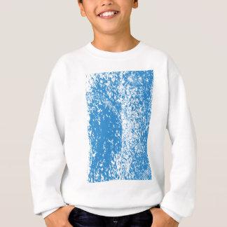 blue dots sweatshirt