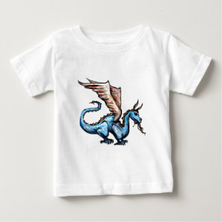 blue dragon baby T-Shirt
