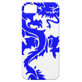 Blue Dragon Iphone 5 Case