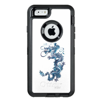 Blue Dragon OtterBox Defender iPhone Case
