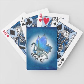 Blue Dragon Playing Cards