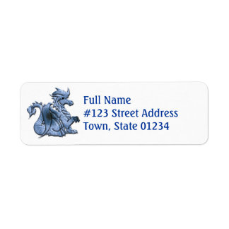 Caricature labels caricature shipping address return for Caricature return address labels