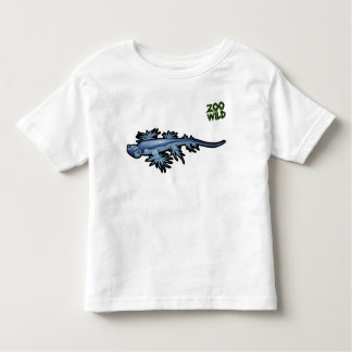 Blue Dragon Sea Slug Nudibranch Toddler T-shirt