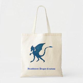 Blue Dragon Tote - by IDC