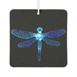 Blue Dragonfly Car Air Freshener