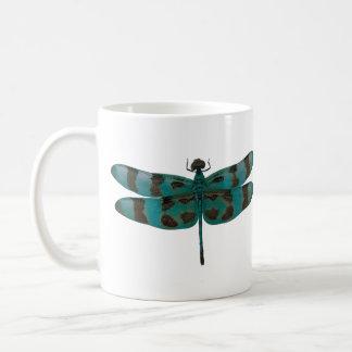 Blue Dragonfly Mug #1