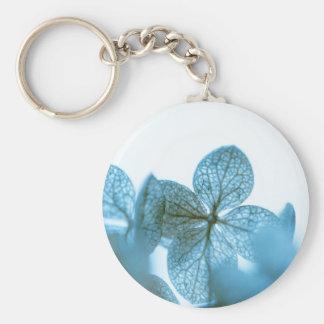 Blue Dream Basic Round Button Keychain