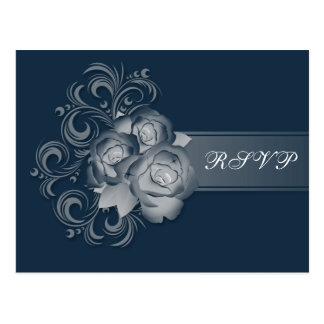 Blue Dream RSVP insert Post Cards