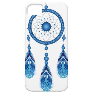 Blue Dreamcatcher iPhone 5 Case