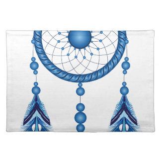 Blue Dreamcatcher Placemat