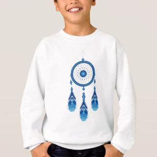Blue Dreamcatcher Sweatshirt