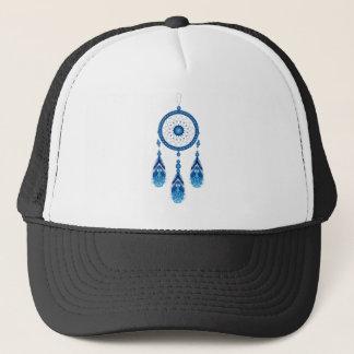 Blue Dreamcatcher Trucker Hat