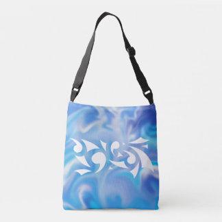 Blue Dreams Cross Body Bag