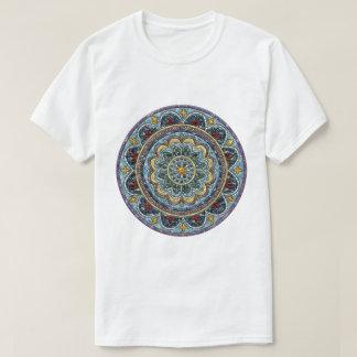 Blue Dreams Medallion T-Shirt